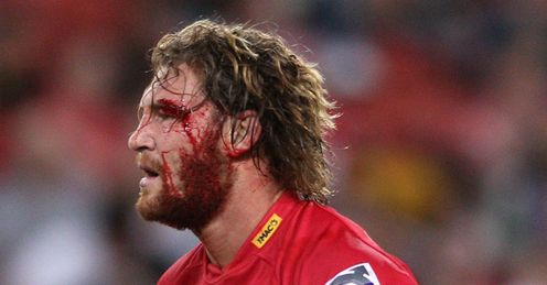 Scott Higginbotham Queensland Reds