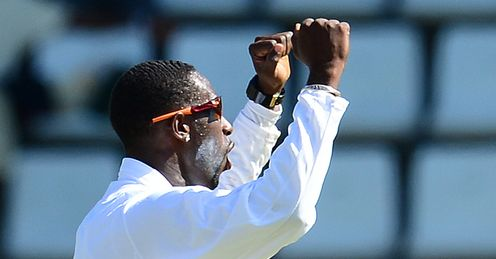 Shane Shillingford 2012 West Indies v Australia3rd Test