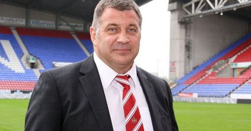  Shaun Wane - Wigan
