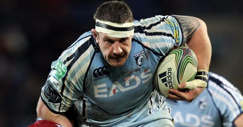 John Yapp - Cardiff Blues
