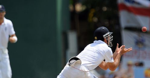 alastair cook england day five second test sri lanka colombo
