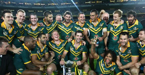 Australia ANZAC Test celebrations