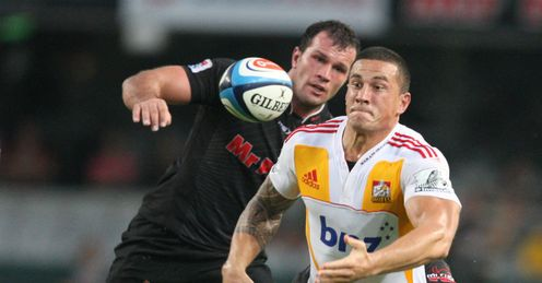 Chiefs Sharks Sonny Bill Williams