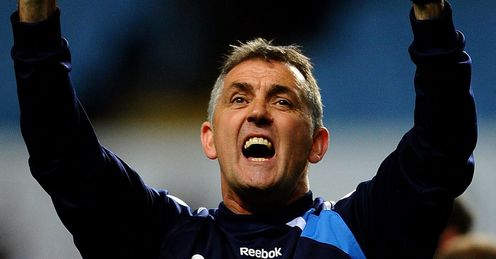 Coyle: his Bolton side can enjoy a prosperous season, says Beags