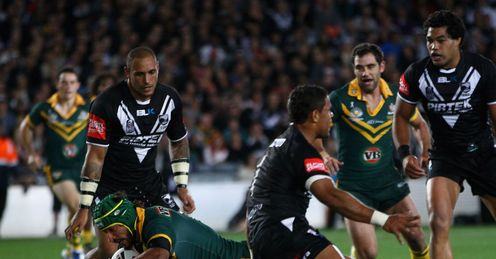 Johnathan Thurston ANZAC Test