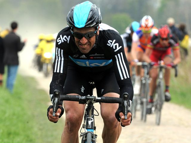 Flecha: Extended impressive Roubaix record