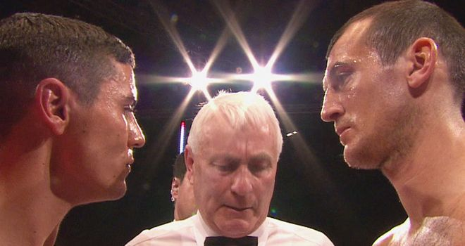 Derry vs Crolla
