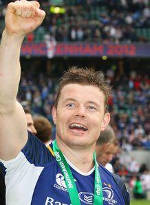 Brian O Driscoll Leinster