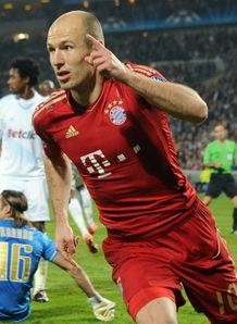Picture of Arjen Robben