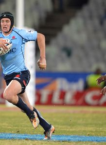 Berrick Barnes waratahs 2012