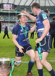 Brian O Driscoll Leinster 2012