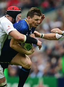 O'Driscoll still hungry for more