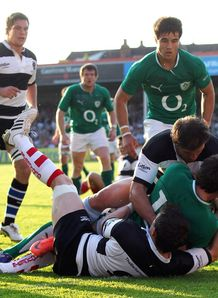 Craig Gilroy Ireland 2012