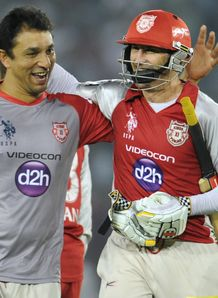 Kings XI Singh at the end