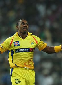 Bravo the hero for Chennai