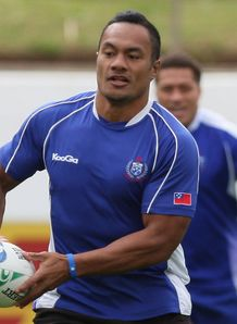 Eliota Fuimaono Sapolu Samoa training 2011