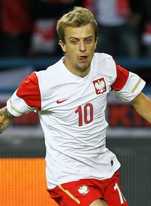 Picture of Kamil Grosicki