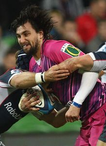 Jacques Potgieter bulls pink v rebels