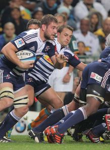 Jebb Sinclair Stormers v Cheetahs 2012