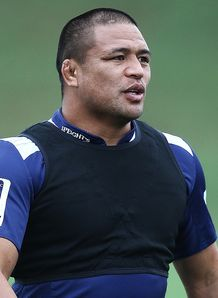 Keven Mealamu Blues training 2011