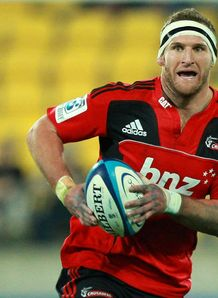Kieran Read Crusaders 2012