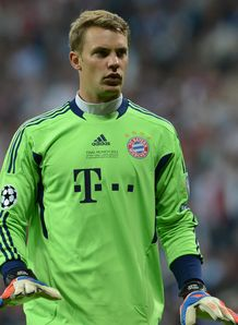 Picture of Manuel Neuer