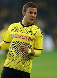 Picture of Mario Gotze