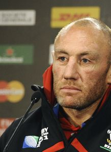 Wales forwards coach Robin McBryde