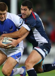 Rory Sidey Western Force v Rebels 2011