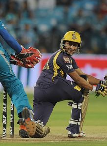 Knight Riders into play-offs