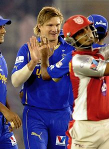 Royals reign over Kings XI