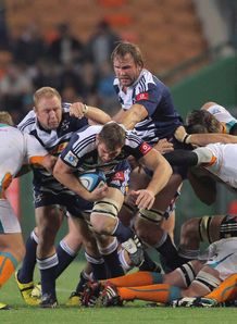 Stormers flank Jebb Sinclair Super Rugby Stormers v Cheetahs