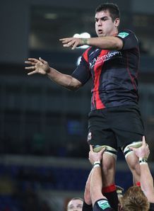 Stuart McInally Edinburgh 2011