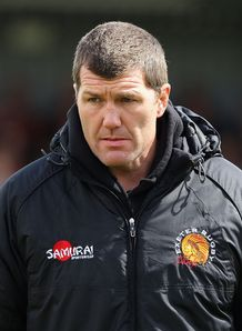 Aviva Premiership: Rob Baxter relieved as Exeter win after London Irish fightback