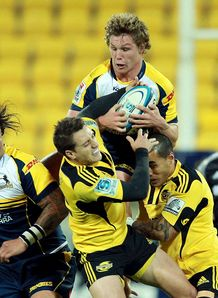Hooper Hurricanes v Brumbies
