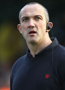Harlequins director of rugby Conor O'Shea was a happy man after his side hammered London Welsh 40-3 in their Aviva Premiership match at the Stoop.