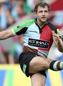 SKY_MOBILE Nick Evans - Harlequins - 12/5/12