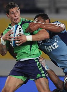 Phil Burleigh highlanders v blues