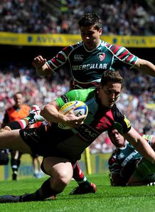 SKY_MOBILE twickenham leicester harlequins tom youngs tom williams