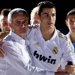 Mourinho & Ronaldo: Rumours abound