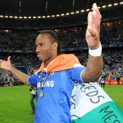 Drogba: Blues legend