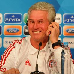 Heynckes: Happy to progress