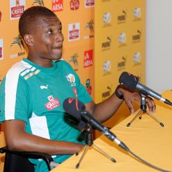 Mpela: Sees the need for goals