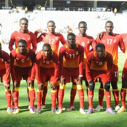 Black Stars: Favourites again