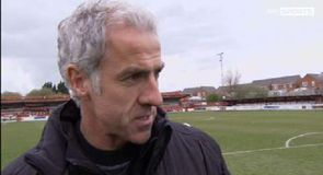 Crawley creep into League One