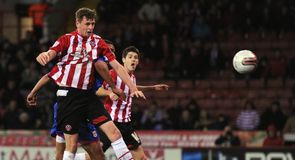 Blades through to final