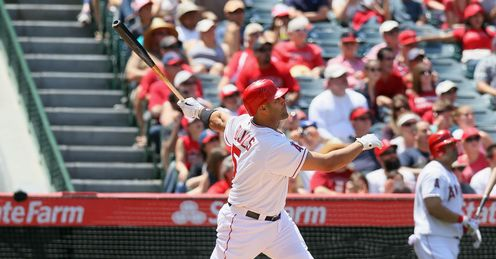 Albert Pujols: Pressure is on