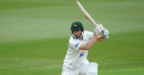 Alex Hales Nottinghamshire