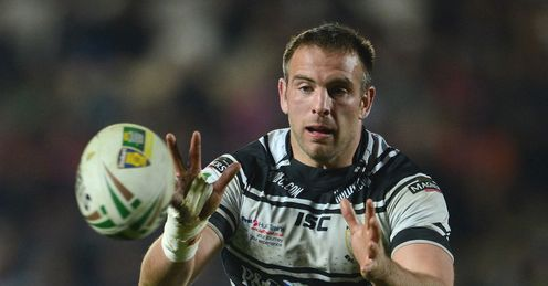 Andy Lynch Hull FC