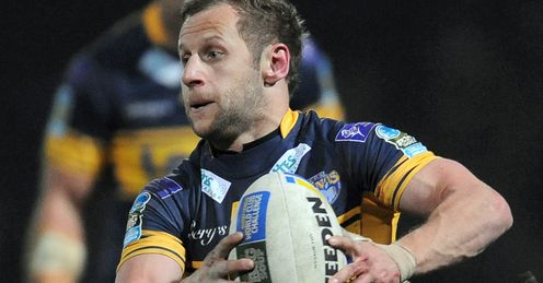 Rob Burrow - Leeds